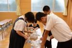 平成26年度体験入学<東光中学校>【35】