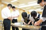 平成26年度体験入学<東光中学校>【39】