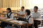 平成26年度体験入学<東光中学校>【43】