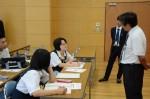 平成26年度体験入学<東光中学校>【49】