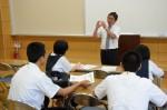 平成26年度体験入学<東光中学校>【52】