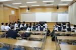 平成26年度体験入学<横手中学校>【2】