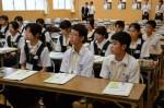 平成26年度体験入学<横手中学校>【5】