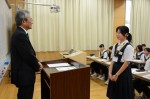 平成26年度体験入学<横手中学校>【8】