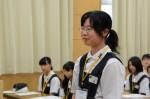 平成26年度体験入学<横手中学校>【9】