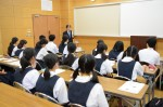平成26年度体験入学<横手中学校>【12】