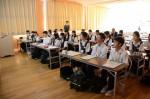平成26年度体験入学<横手中学校>【14】