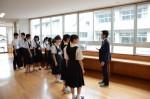 平成26年度体験入学<横手中学校>【17】