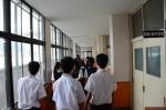 平成26年度体験入学<横手中学校>【18】