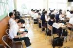 平成26年度体験入学<横手中学校>【22】