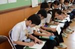 平成26年度体験入学<横手中学校>【24】