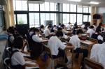 平成26年度体験入学<横手中学校>【25】