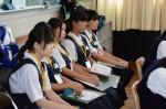 平成26年度体験入学<横手中学校>【29】