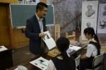 平成26年度体験入学<横手中学校>【33】