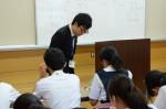 平成26年度体験入学<横手中学校>【42】