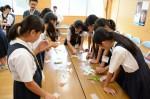 平成26年度体験入学<横手中学校>【44】