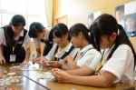 平成26年度体験入学<横手中学校>【47】