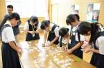 平成26年度体験入学<横手中学校>【52】