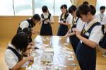 平成26年度体験入学<横手中学校>【53】