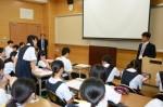 平成26年度体験入学<横手中学校>【62】