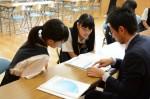 平成26年度体験入学<横手中学校>【64】