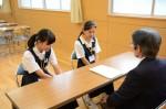 平成26年度体験入学<横手中学校>【66】