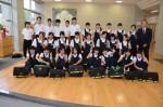 平成26年度体験入学<横手中学校>【69】