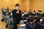 平成26年度体験入学<杷木中学校>【5】