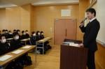 平成26年度体験入学<杷木中学校>【6】