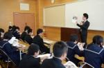 平成26年度体験入学<杷木中学校>【7】