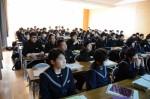 平成26年度体験入学<杷木中学校>【26】