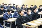 平成26年度体験入学<杷木中学校>【33】