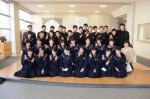 平成26年度体験入学<杷木中学校>【39】