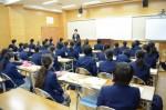 平成26年度体験入学<平野中学校>【2】