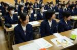 平成26年度体験入学<平野中学校>【5】