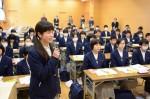 平成26年度体験入学<平野中学校>【7】