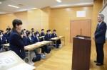 平成26年度体験入学<平野中学校>【8】