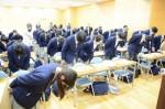 平成26年度体験入学<平野中学校>【9】
