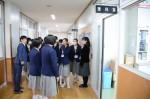 平成26年度体験入学<平野中学校>【14】