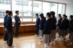 平成26年度体験入学<平野中学校>【17】