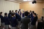 平成26年度体験入学<平野中学校>【20】