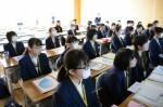 平成26年度体験入学<平野中学校>【25】