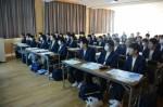 平成26年度体験入学<平野中学校>【27】