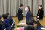平成26年度体験入学<平野中学校>【31】