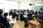 平成26年度体験入学<平野中学校>【34】