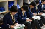 平成26年度体験入学<平野中学校>【36】
