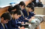 平成26年度体験入学<平野中学校>【37】