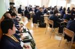 平成26年度体験入学<平野中学校>【38】