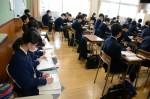平成26年度体験入学<平野中学校>【40】