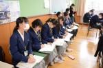 平成26年度体験入学<平野中学校>【41】
